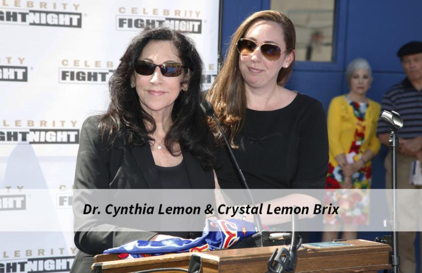 Dr. Lemon + Crystal Lemon-Brix
