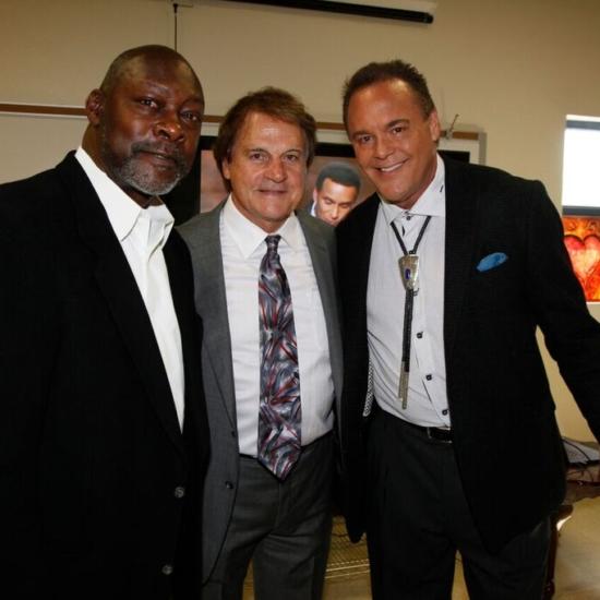 63 – Dave Stewart, Tony LaRussa, Nick Lowrey 8064