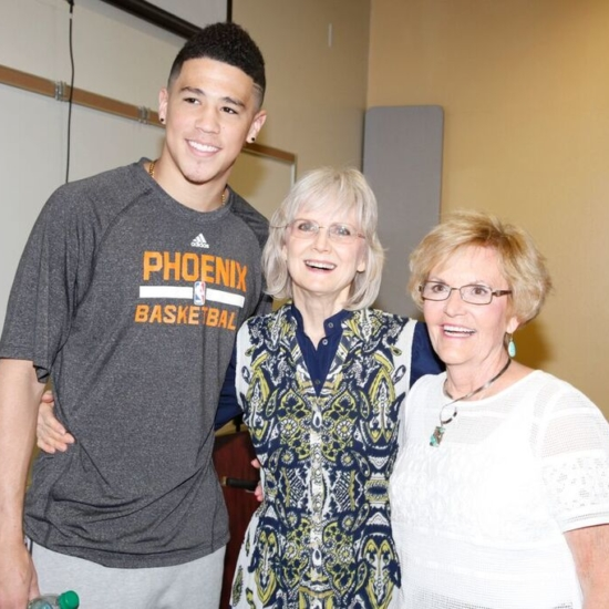 66 – Devin Booker, Ann Owens, Linda Parker-Smith 8003