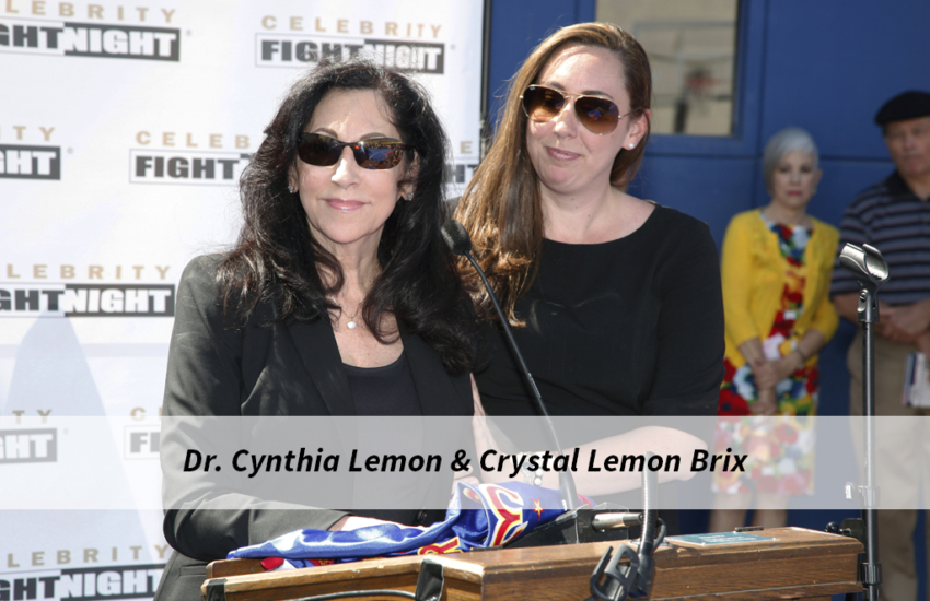 Dr. Lemon + Crystal Lemon-Brix