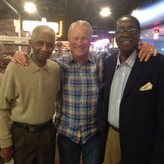 Marcus Haynes Barry Switzer Meadowlark